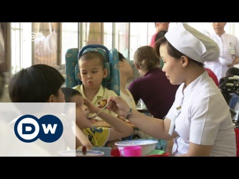 Vietnam's victims of Agent Orange | Journal