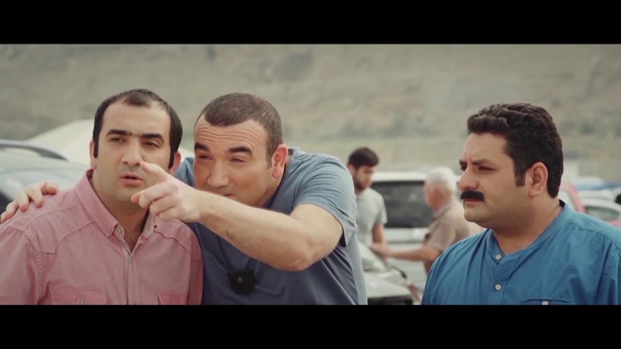 Maşın Bazarı...  (Oğlan Evi 2 filmi)  2017