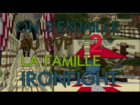 On S'enjaille Au PvP #2 - La Famille - IronFight