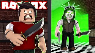 ROBLOX-WHO is the ASINO? (Murder Mystery 2)