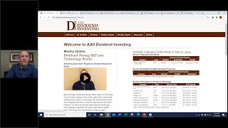 Open House: Dividend Investing