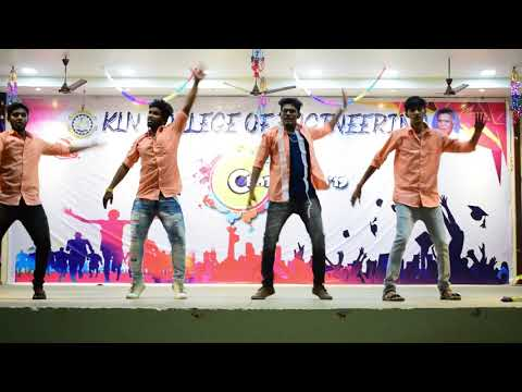 KLNCE 2K19 HOSTEL DAY|FINAL YEAR DANCE