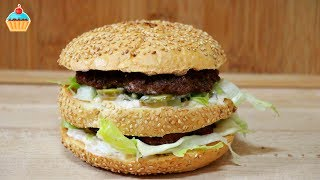 """Ну, оОчень вкусный - Гамбургер """"Big Mac""""!"""