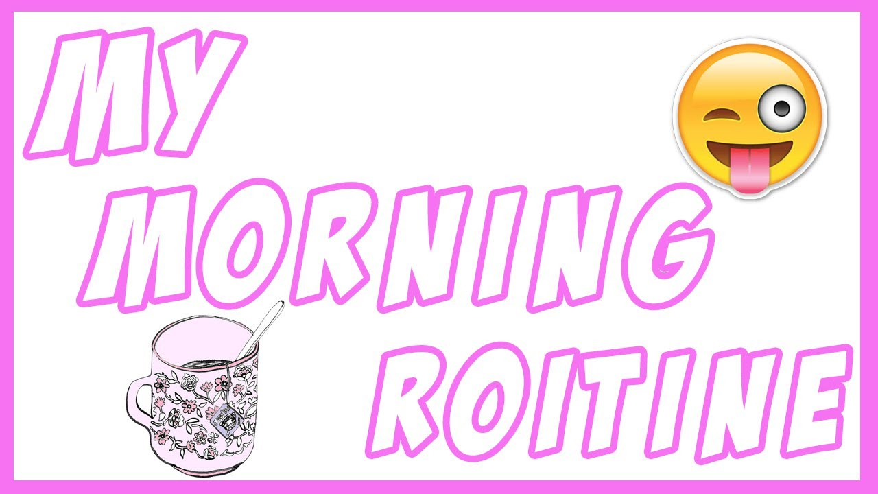 Мое утро/My morning/Выходной