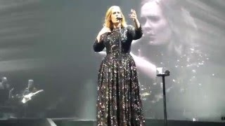 Adele - Water Under The Bridge - The O2, London 21/03/16