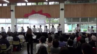 工陵祭ハンドベルコンサート2013.