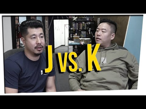 Off The Record: Korean vs Japanese Drama ft Stephanie Soo & DavidSoComedy