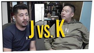 Off The Record: Korean vs Japanese Dram...