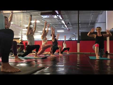 Power Yoga for Dance