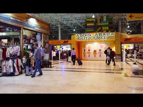 ADDIS ABABA BOLE INTERNATIONAL AIRPORT ETHIOPIA