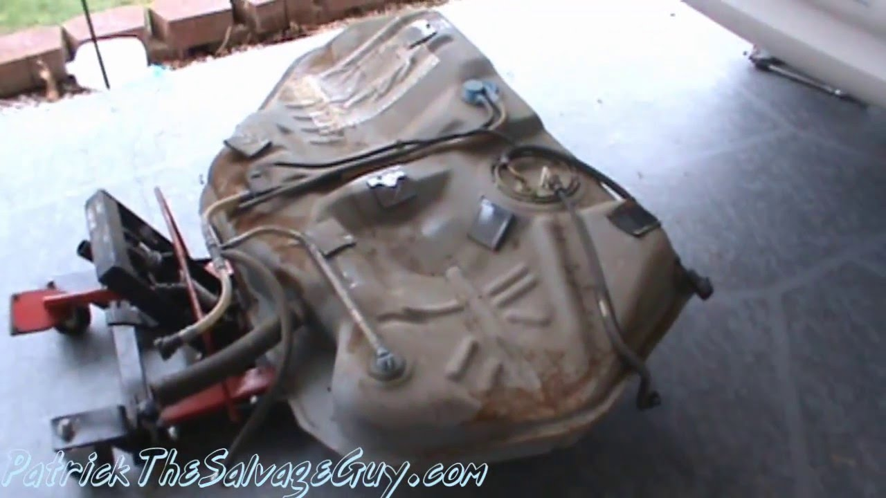 Ford Taurus Fuel Pump  Gas Tank Replacement 19972007
