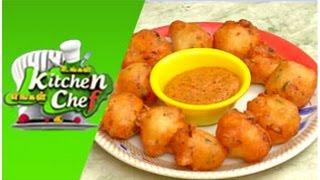 KaraiKudi Chettinadu Special Paniyaram - Ungal Kitchen Engal Chef (06/02/2015)