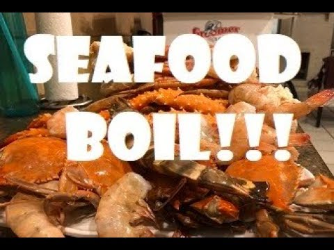 Cooking w/ The Gamehorder - Seafood Boil!