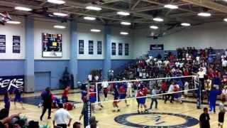 Buchanan vs. Otay Ranch Volleyball CIF State Regional Championship 2011 Thumbnail
