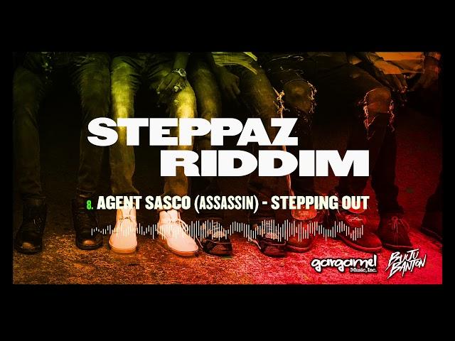 Agent Sasco (Assassin) - Stepping Out (Steppaz Riddim Official Audio) | Dancehall 2020