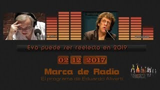 Evo 2019 ... Pedro Brieger (Internacionales)  Marca de Radio 02/ 12/ 2017 2017 Video