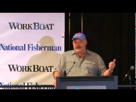 Pacific Marine Expo 2015 Keynote Address: Capt. Keith Colburn