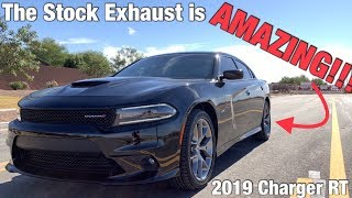 FIRST Launch Control & 0-60 in My 2019 Dodge Charger R/T Plus with Exhaust Sound