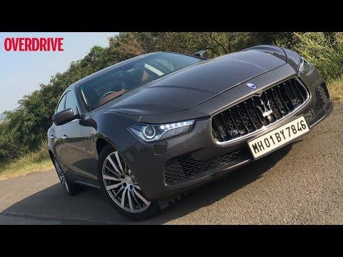 Maserati Ghibli – Road Test Review