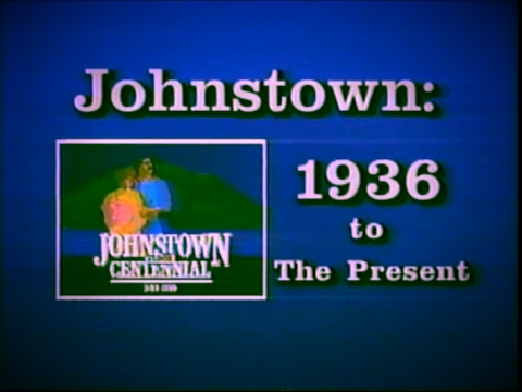 Johnstown: 1936-1989 - WJAC (1989)