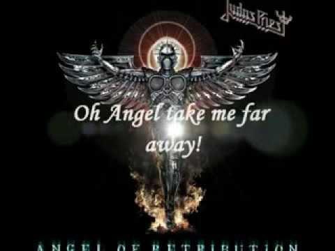 Judas Priest | Angel | Lyrics