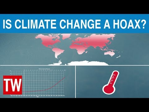 Rick Hamada & Scotty B - Is Climate Change A Hoax?