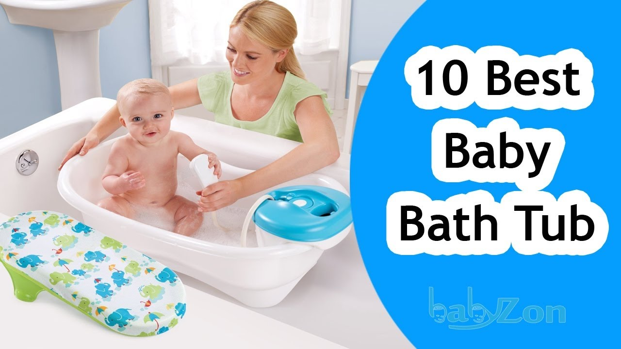 Best Baby Bath Tub Reviews 2017 - Top 10 Baby Bath Tub! - YouTube