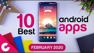 Top 10 Best Apps for Android - Free Apps 2020 (February)