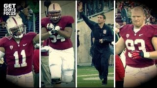 "STANFORD Football: ""We are amongst the elite..."" - GetSportsFocus 2013"