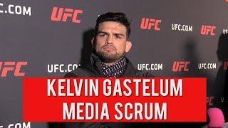 Kelvin Gastelum refuses short notice fight with Jared Cannonier | UFC 244
