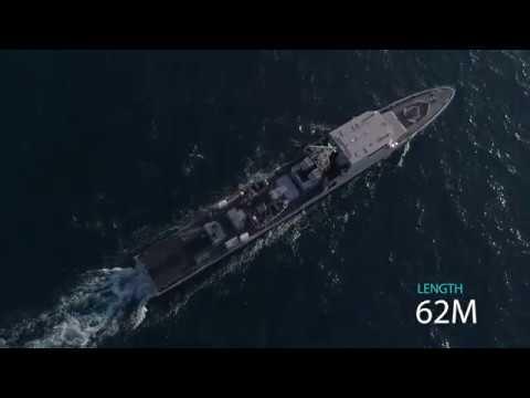 OPV 62m - Israel Shipyards