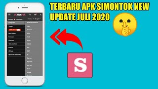 Terbaru 2020 !!! Aplikasi Simontok New Update 80 Juta Video