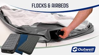 Outwell Flocks & Airbeds - Buying Guide - How to choose the right airbed