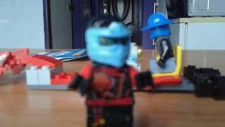 Лего цунами фильм