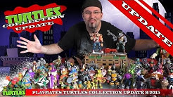 Playmates Turtles Collection Update 8/2015 +News