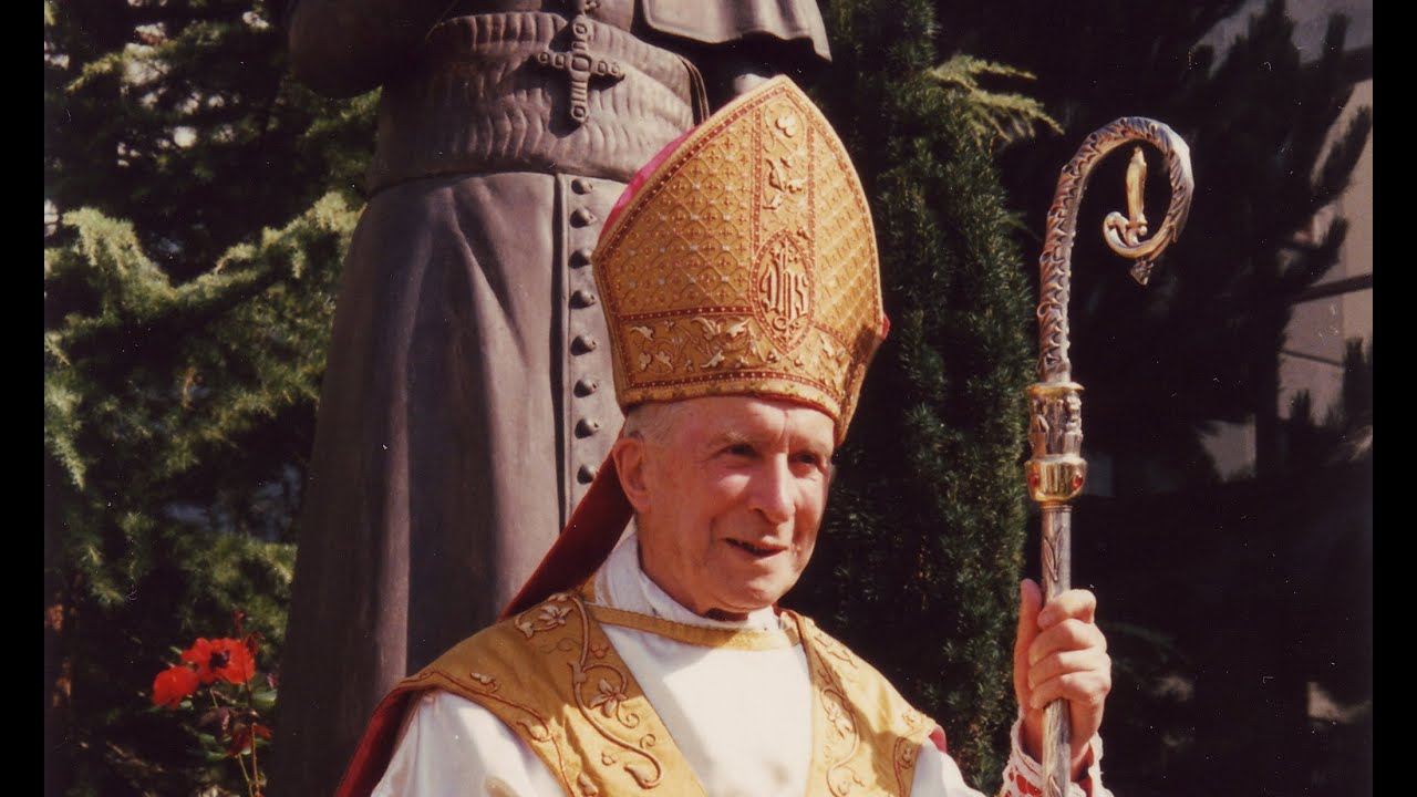 Image result for photos of archbishop marcel lefebvre