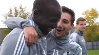 Ike Opara Learns he's the MLS Defender of the Year