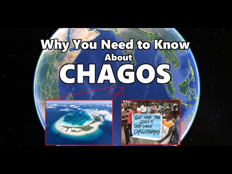 This is Why You've Never Heard of the Nation of Chagos