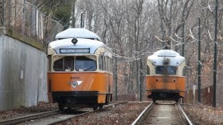 PCC Cars: Cabview Boston Ashmont - Mattapan High Speed Line 2012