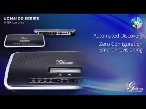 Grandstream UCM6102 IP PBX