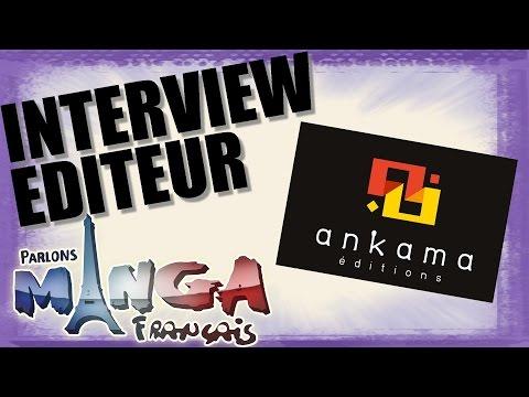 Interview Editeur - Elise, éditrice chez Ankama Editions