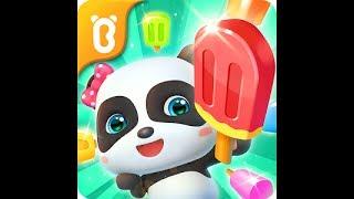 BabyBus Kids Games: Nhà máy làm kem.