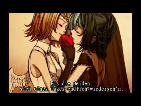 ♪♫ Kagamine Rin & Len - Der schwarze Schwur 【FO Cover】 ♫♪