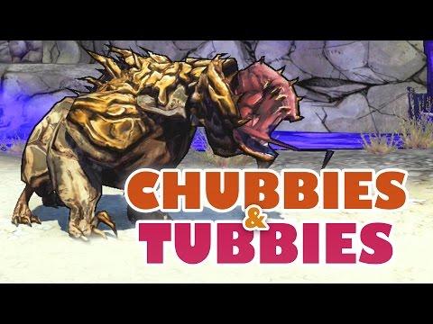 Borderlands 2 | Chubby and Tubby Farming