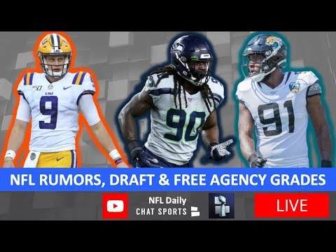 NFL Daily With Mitchell Renz And Tom Downey (April 1st)