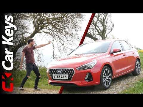 2017 Hyundai i30 Review New Looks, New Kit And Now Better Than Ever Car Keys