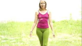 Repeat youtube video Namaste Yoga 129 Beginner's Series Preparatory Poses with Dr. Melissa West