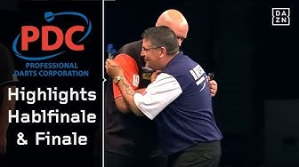 Finale! MvG & Barney gegen Gary Anderson & Peter Wright | World Cup of Darts | DAZN