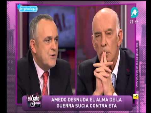 Amedo revela que Felipe González era el Señor 'X' de los GAL y que Garzón le encerró sin comida