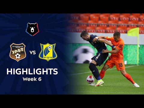 Ural Rostov Goals And Highlights